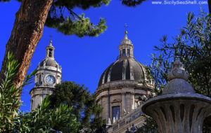 cathedral catania sicily